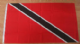 Trinidad and Tobago Large Country Flag - 5' x 3'.